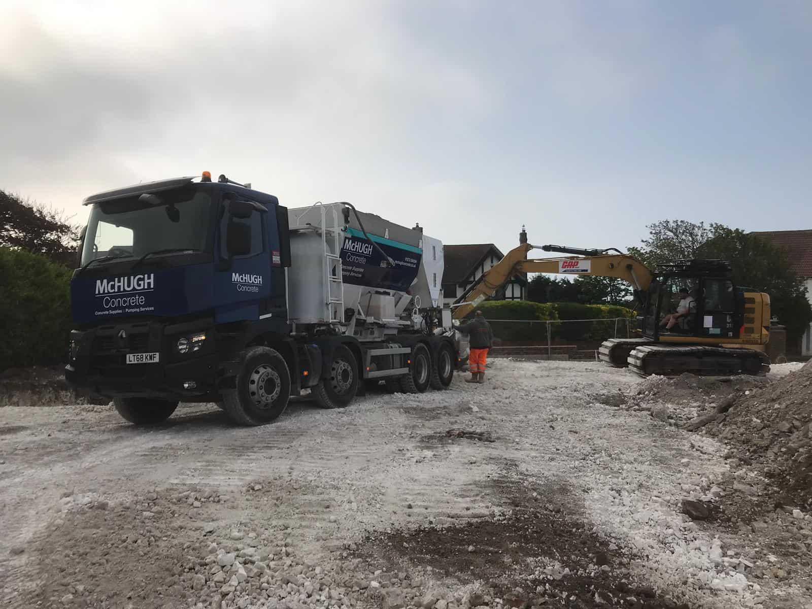McHugh Concrete Portslade